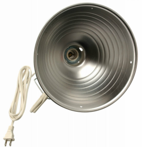 Coleman Cable 162BIN Clamp Light, 150 Watt