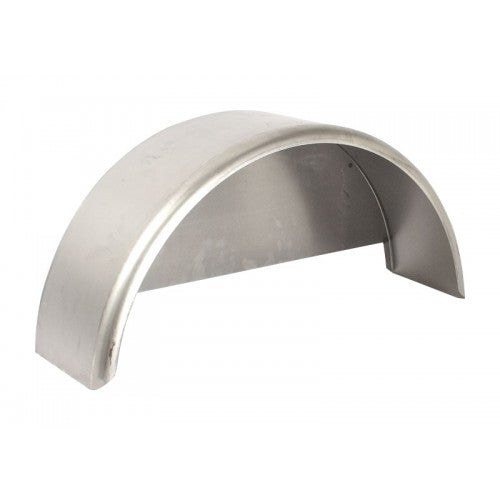 "Uriah Products® UW932000 Single Axle Steel Trailer Fender with Back, 9"" x 32"""