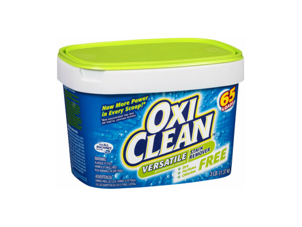 OxiClean™ 51524 Versatile Free Stain Remover, 3 Lb