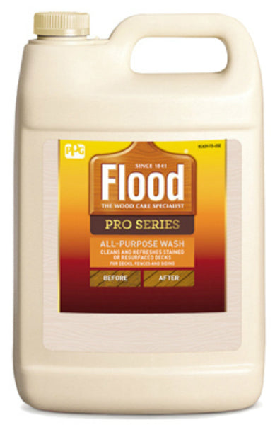 Flood FLD53-01 Ready To Use All Purpose Deck Wash, 1-Gallon