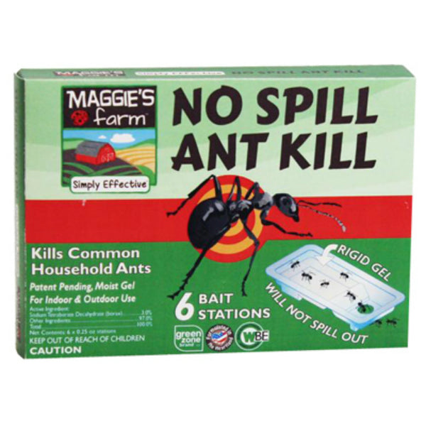 Maggie's Farm™ MNSK625 No Spill Ant Kill, Green Zone™