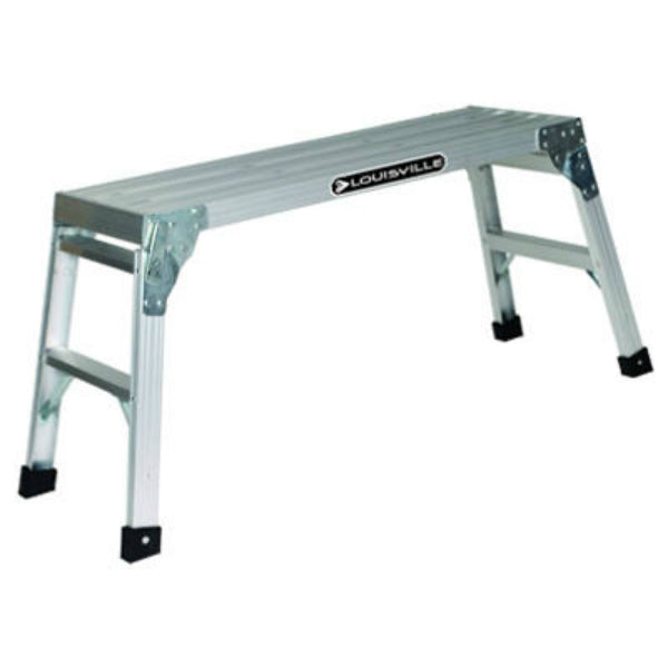 Louisville Ladder® L-2242-03 Mini Work Platform, Aluminum, 20""