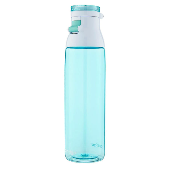 Contigo® 70599 Jackson Water Bottle with Wide Mouth Opening, 32 Oz, Jade