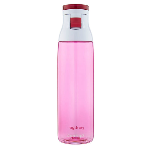 Contigo® 70600 Jackson Water Bottle with Wide Mouth Opening, 32 Oz, Sangria