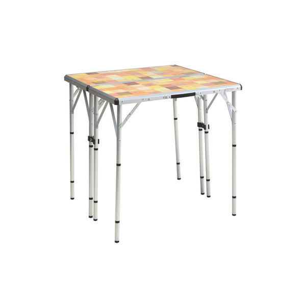 Coleman® 2000020277 Pack-Away® 4-In-1 Table with Mosaic Top