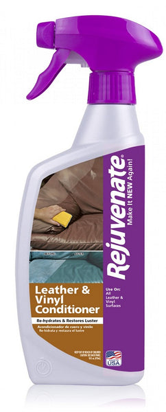 Rejuvenate® RJ16CD Leather & Vinyl Conditioner, 16 Oz