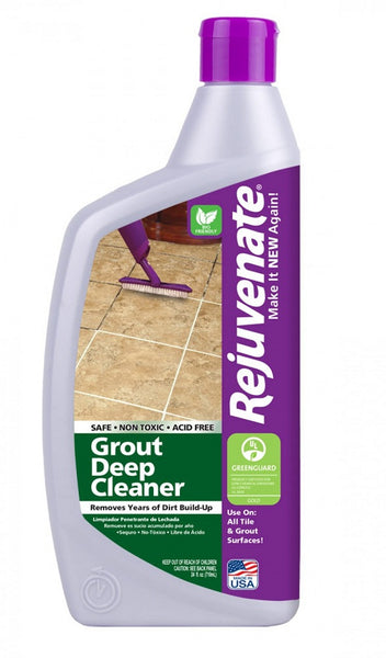 Rejuvenate® RJ24DC Bioenzymatic Tile & Grout Deep Cleaner, 24 Oz