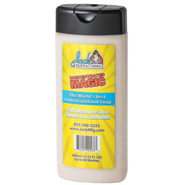 Concentrated Magic 900181 Heavy Duty Industrial Hand Cleaner, 13.53 Oz