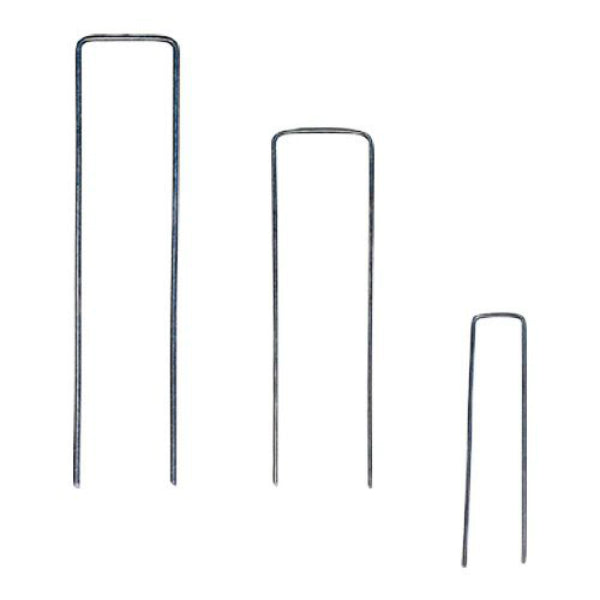 "DeWitt® AP75 Weed Fabric Anchor Pins, 6"" x 1"" x 6"", 75-Pack"