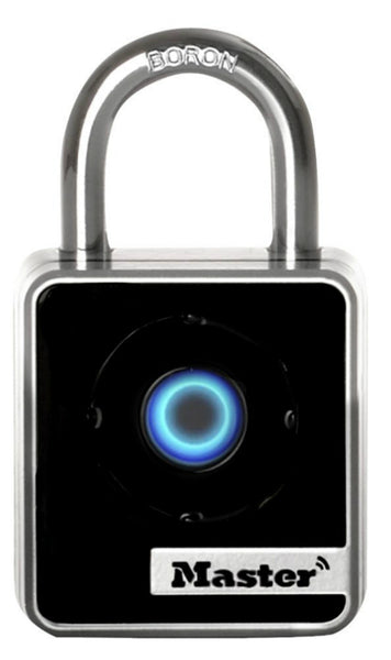 "Master Lock® 4400D Bluetooth® Smart Padlock, 1-29/32"" Wide"