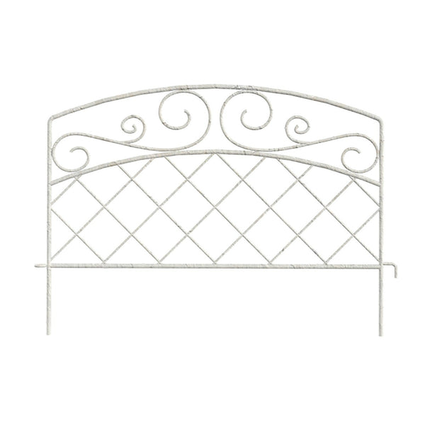 Panacea™ 83620 French Country Border Edge Fence, 16""