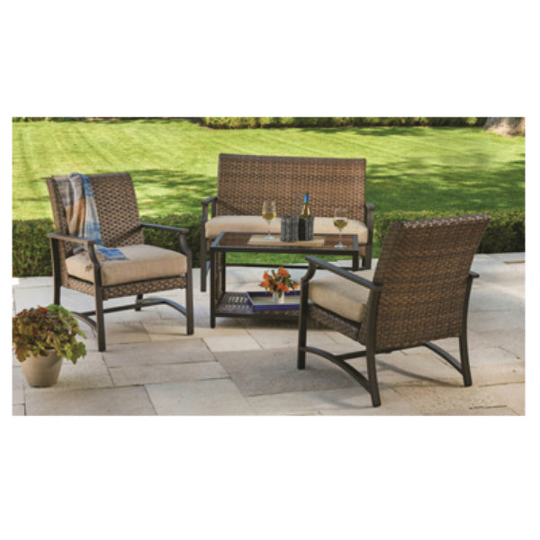 Four Seasons Courtyard SBGV03500-01 Hyde Park 4-Piece Set