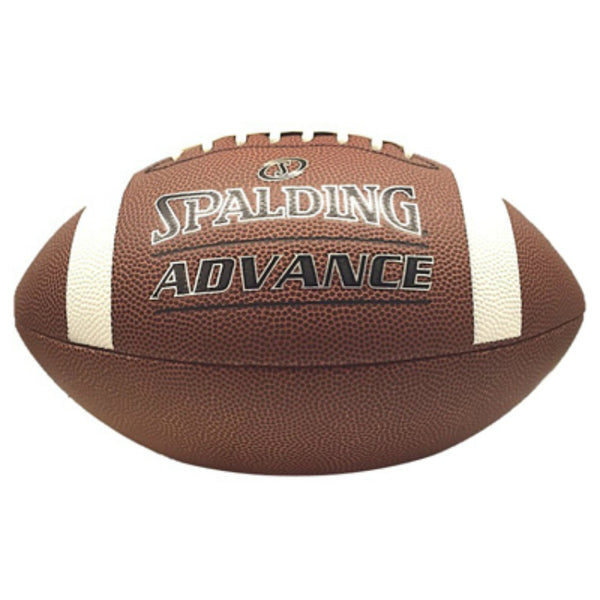 Spalding® 72-696 Advance Composite Football, Full Size, Age 14-Plus