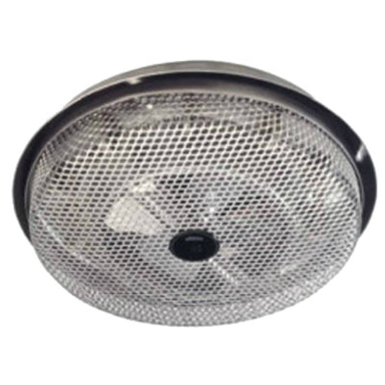 Broan 157 Fan Forced Ceiling Mount Heater, 1250 Watt