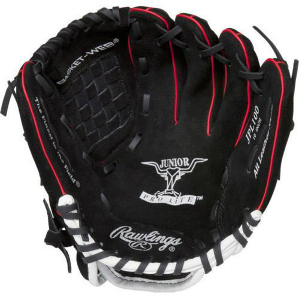 Rawlings® JPL100-6/0 Junior Pro Lite Series T-ball Baseball Glove, 10""