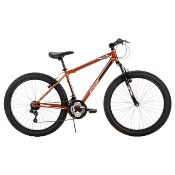 Huffy® 26997 Region 3.0™ Men's Mountain Bike, Gloss Copper, 26""