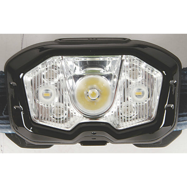 Coleman® 2000025267 Divide™ LED Headlamp with BatteryLock™, 275 Lumens