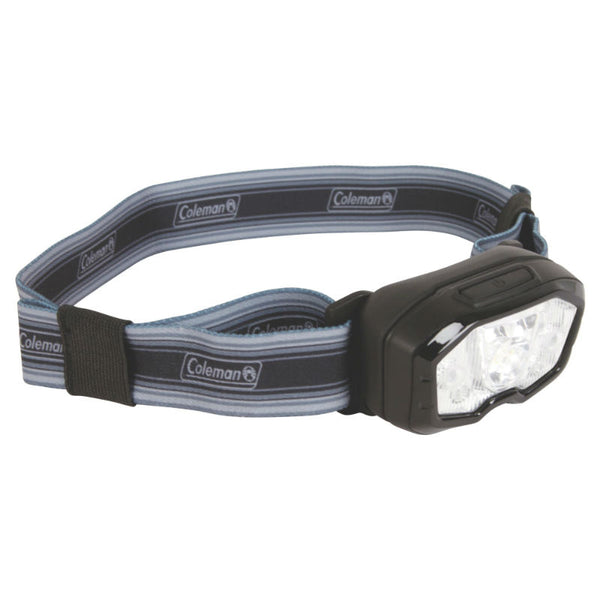 Coleman® 2000025266 Divide™ LED Headlamp with BatteryLock™ System, 225 Lumens