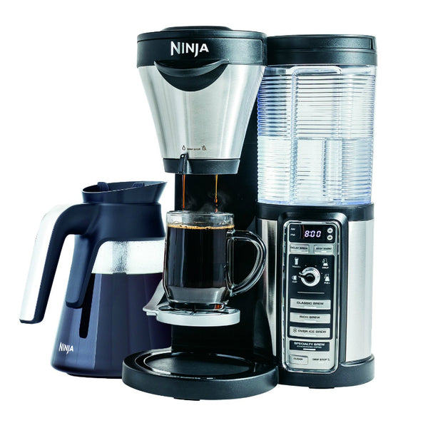 Ninja® CF081 Coffee Bar™ Brewer with Auto-iQ™ One-Touch Intelligence