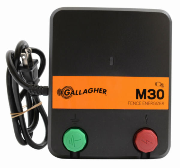 Gallagher™ G331434 Fence Charger with Tough Outer Casing, M30, 110V