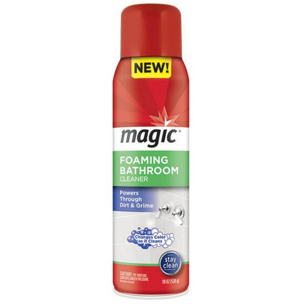 Magic® 3143D Foaming Bathroom Cleaner, 19 Oz