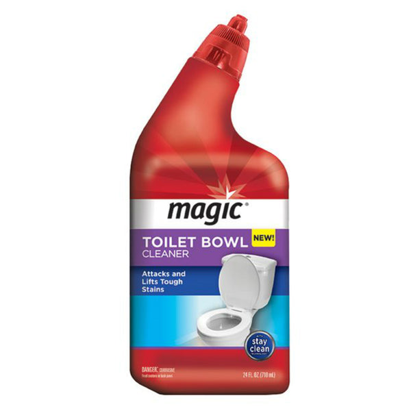 Magic® 3146D Toilet Bowl Cleaner with Stay Clean Technology, 24 Oz