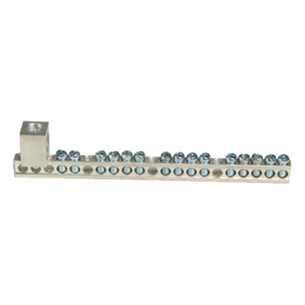 Square D™ PK18GTACP Aluminum 18-Terminal Ground Bar Kit