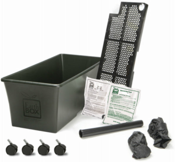 EarthBox® 80151 Organic Ready-To-Grow Garden Kit, Green