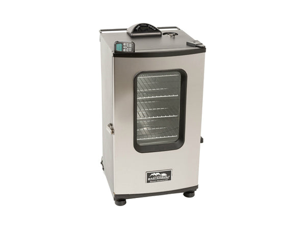 Masterbuilt® 20070411 Digital Electric Smoker with Window, 30""