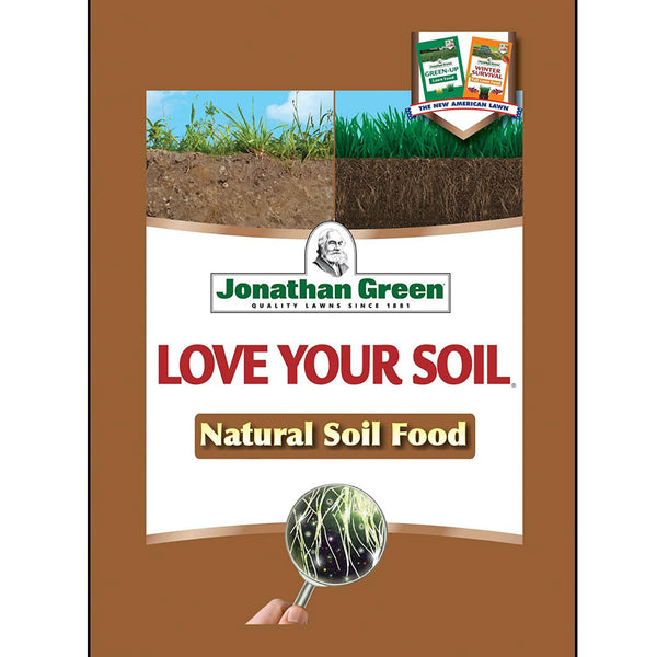 Jonathan Green 12190 Love Your Lawn Organic Soil Food, 5000 Sq. Ft Coverage