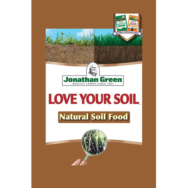 Jonathan Green 12191 Love Your Lawn Organic Soil Food, 15000 Sqft Coverage