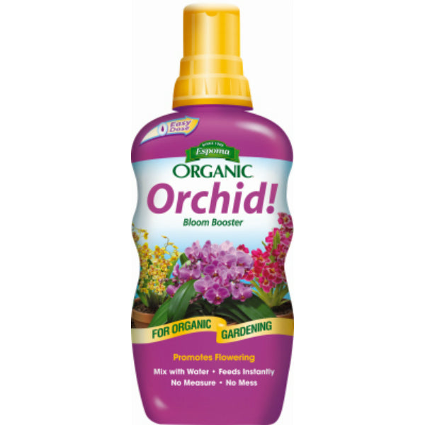 Espoma® ORPF8 Organic® Orchid! Bloom Booster, 1-3-1, 8 Oz
