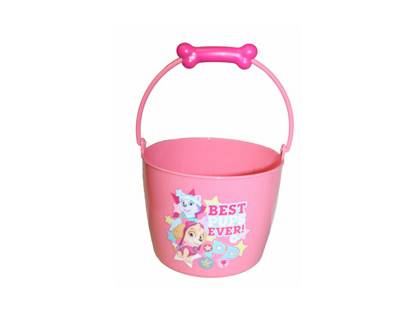 MidWest PWG8K Nickelodeon Paw Patrol Girls Molded Bucket, Pink