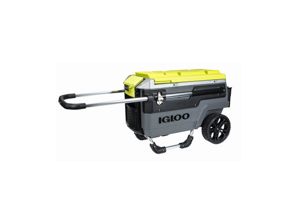 Igloo® 34157 Trailmate Cooler with Oversized Wheels, 70 Qt