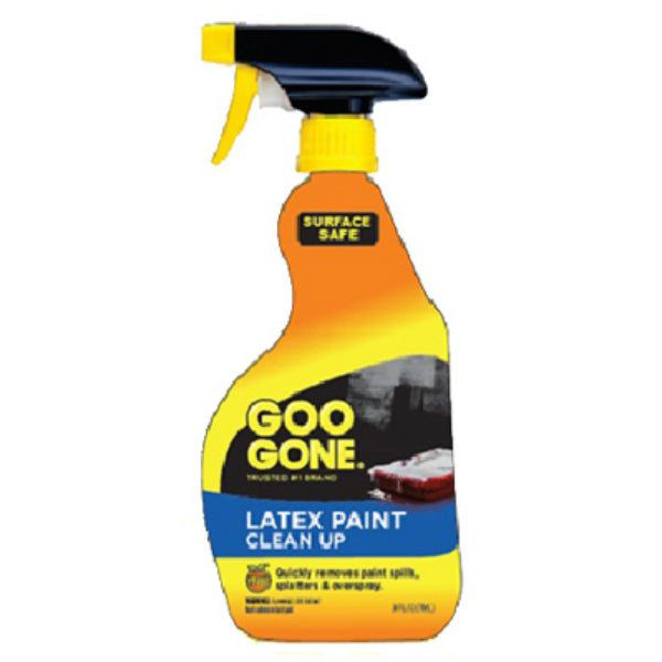 Goo Gone® 2192 Surface Safe Latex Paint Clean Up, 24 Oz