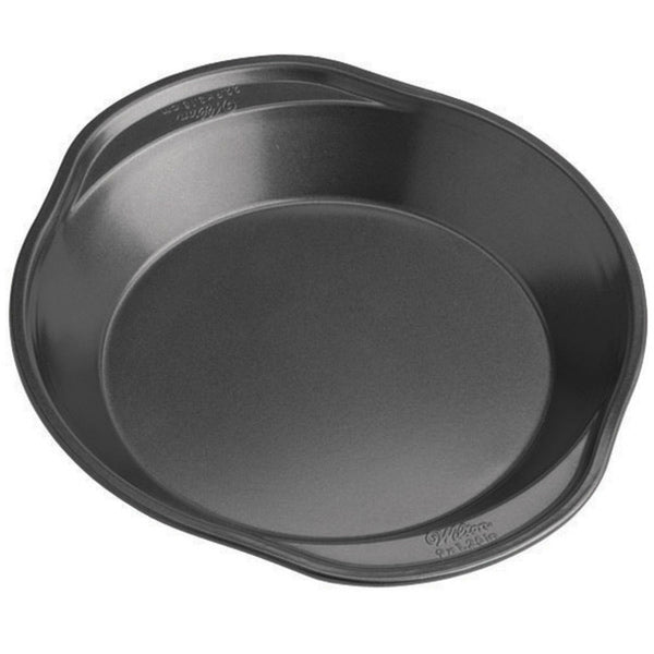 "Wilton® 2105-6790 Perfect Results Non-Stick Premium Pie Pan, 9"" x 1.25"""