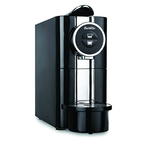 Barsetto® BARSM1 Espresso Coffee Machine, Stainless Steel/Black, 1050W