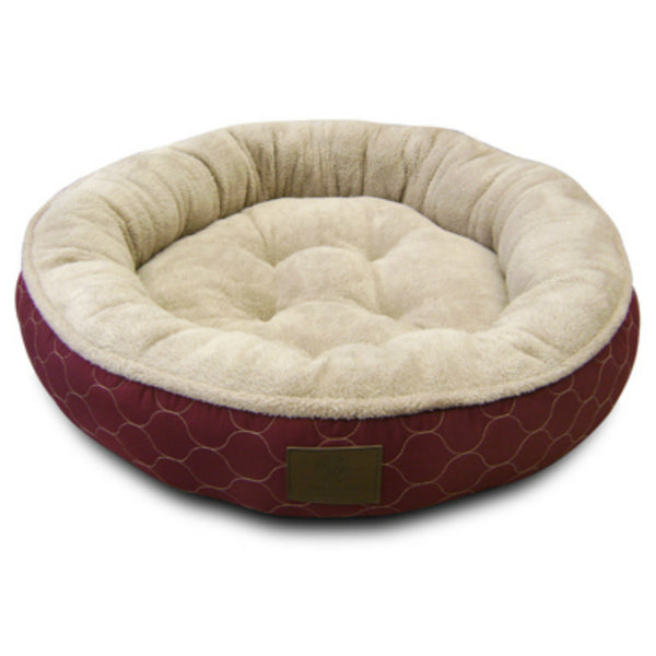 American Kennel Club® AKC3198 Extra Large Round Pet Bed, Assorted Colors