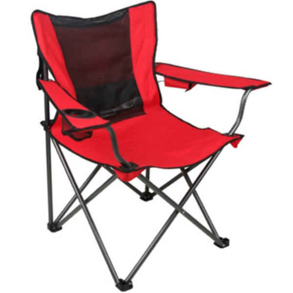 Traveling Breeze® TV-ECOAIR-SC Fan Cooled Sports/Camping Chair w/ Fans