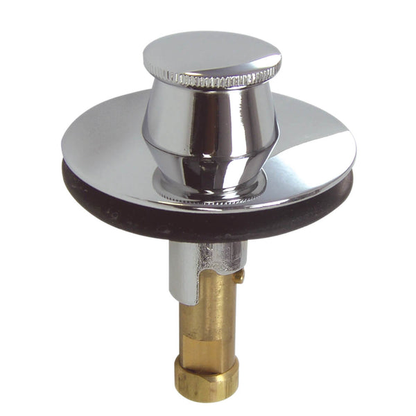 Danco® 88599 Universal Lift & Turn Drain Stopper, Chrome