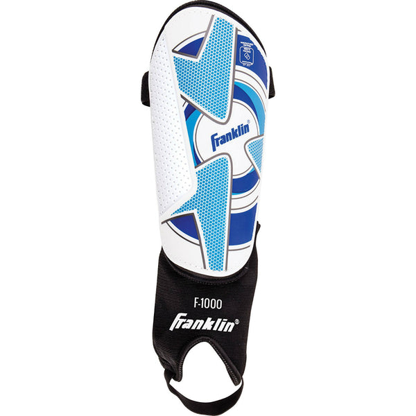 Franklin® 30070F4 Adult Tournament Shin Guard w/ Abrasion Resistant Cover