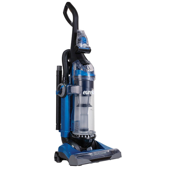 Eureka® AS3006A CleanXtreme® Bagless Upright Vacuum, Blue, 10 Amp