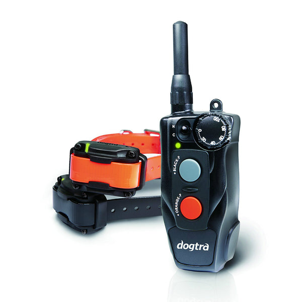 Dogtra 202C No-Nonsense 2-Dog Remote E-Collar with One-Handed Controls