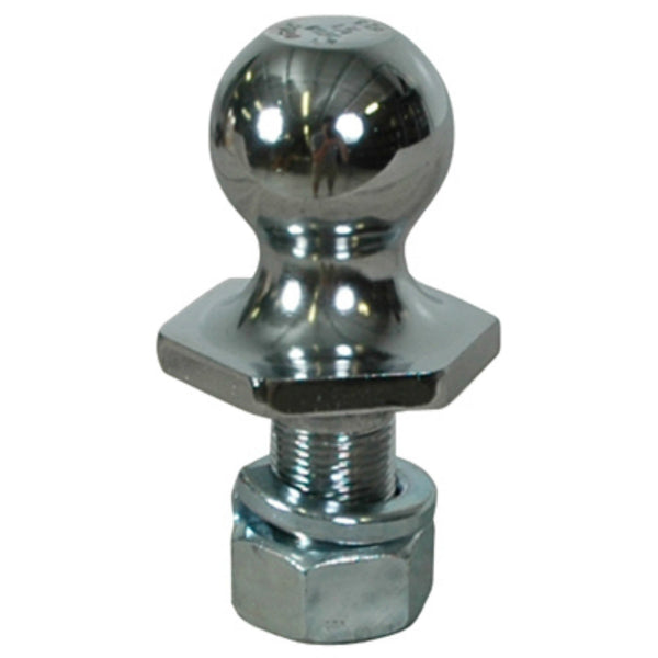 "Reese Towpower® 7071236 Interchangeable Chrome Hitch Ball with 2"" Shank"