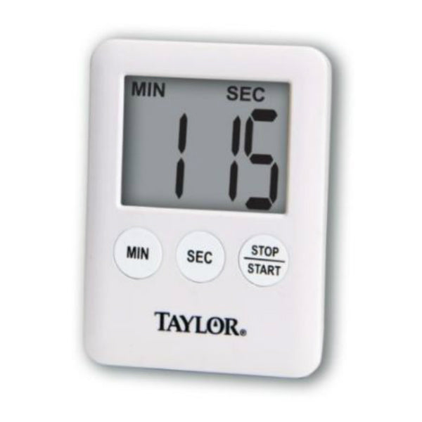 Taylor® 5842-4N Mini Digital Kitchen Timer, Assorted Colors