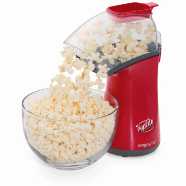 Presto® 04863 PopLite® Hot Air Corn Popper, 18 Cup, 120 Volts