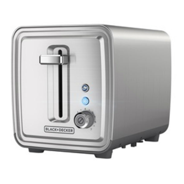 Black & Decker™ TR2900SSD Extra-Wide Slots Toaster, 2 Slice