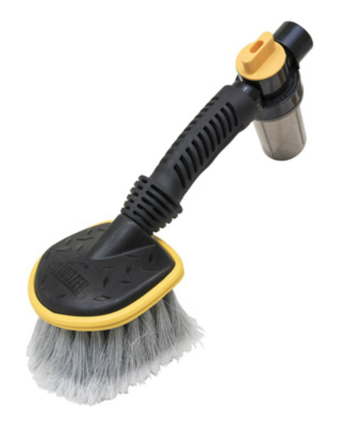 Quickie® 275BZGM-6 Soft Fiber Flow Through Scrub Versatile Brush