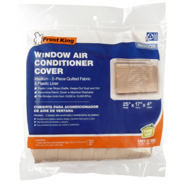 Frost King 174 Ac9h Indoor Window Air Conditioner Cover 18
