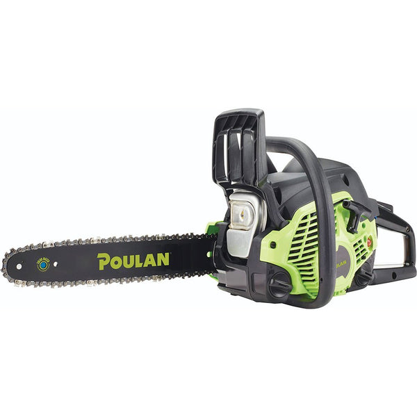 "Poulan® PL3314-967061601 Lightweight 33cc 2-Cycle Gas Chain Saw, 14"" Bar Length"